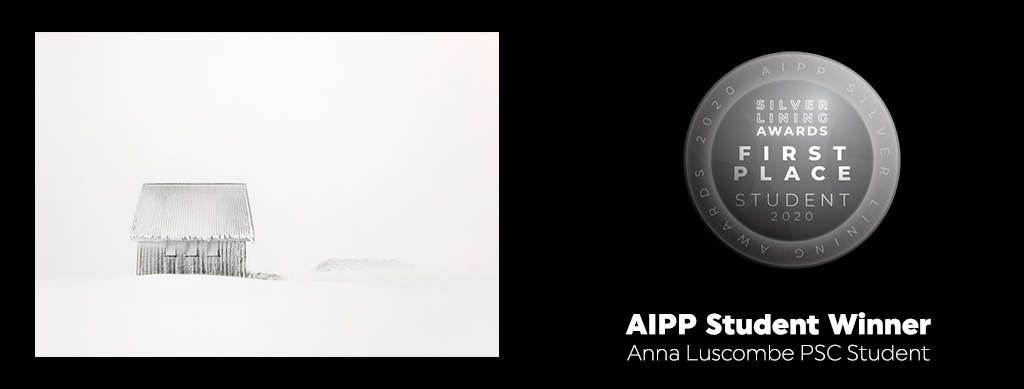 Anna Luscombe AIPP Award Pic