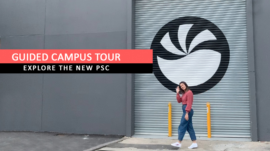 Guided PSC campus tour